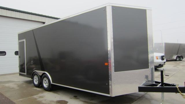 2019 AERO SnoBear 8.5x20 Enclosed Cargo Trailer