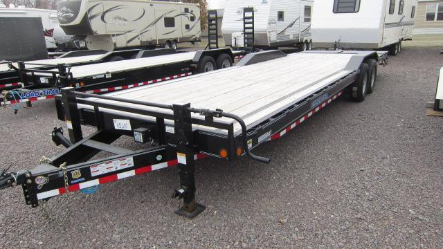 2017 Load Trail 102x28 Tandem Flatbed Trailer