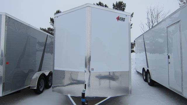 2019 AERO 7x12 Enclosed Cargo Trailer