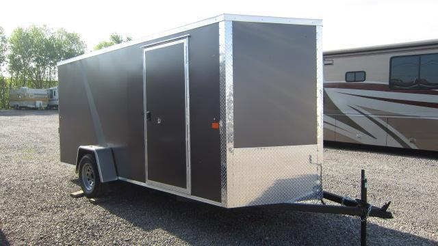 2018 AERO 6X14 V Enclosed Cargo Trailer
