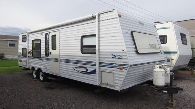 2000 Jayco 304 BH Eagle Series Travel Trailer