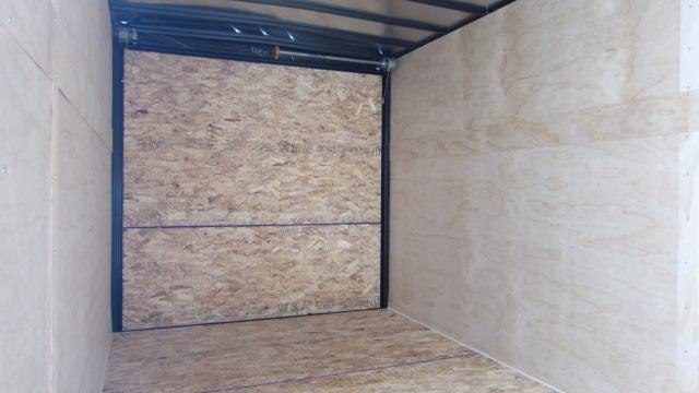 2019 AERO 7x16 Enclosed Cargo Trailer