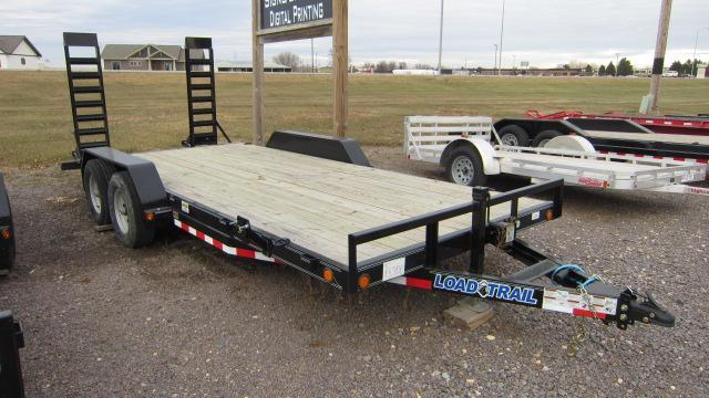 2017 Load Trail 83x18 Tandem Axle Flatbed Trailer