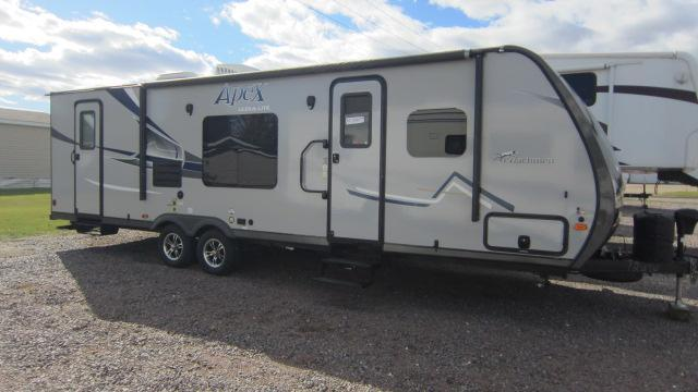2018 Coachmen Apex 288 BHS Travel Trailer