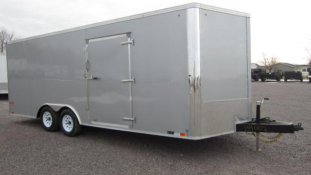 2018 United Trailers XLTV 8.5x23 Enclosed Trailer