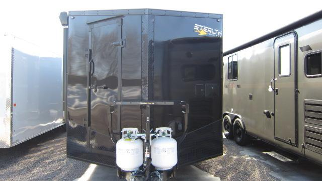 2019 Stealth Trailers Nomad 18FK Toy Hauler