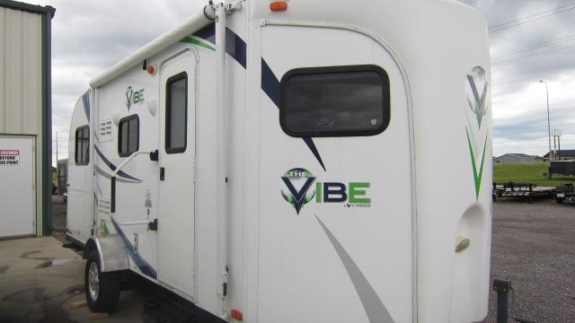 2013 V-cross VIBE Travel Trailer