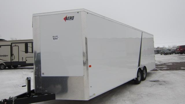 2019 AERO 8.5x24 Enclosed Cargo Trailer