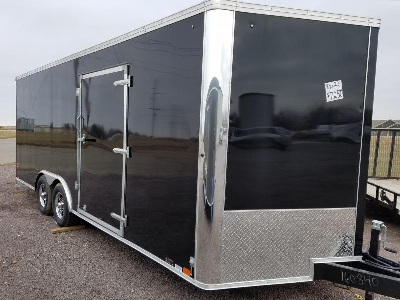 2018 United Trailers XLTV 8.5X23 TA50-S Enclosed Cargo Trailer
