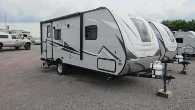 2018 Coachmen Apex Nano 189RBS Travel Trailer