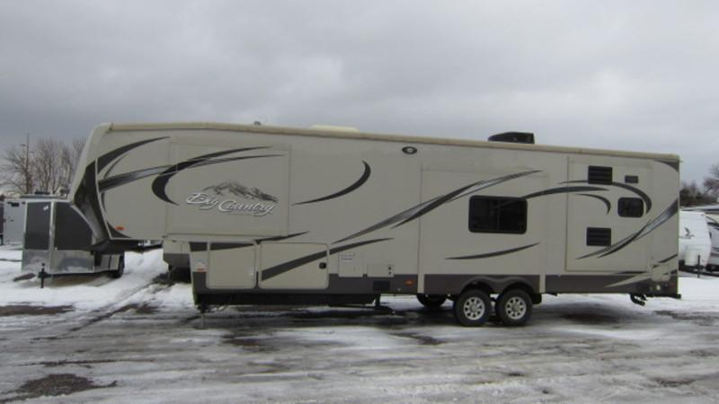 2012 Heartland Big Country 3690SL Fifth Wheel
