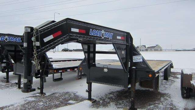 2013 Load Trail 30' Gooseneck Flatbed Trailer