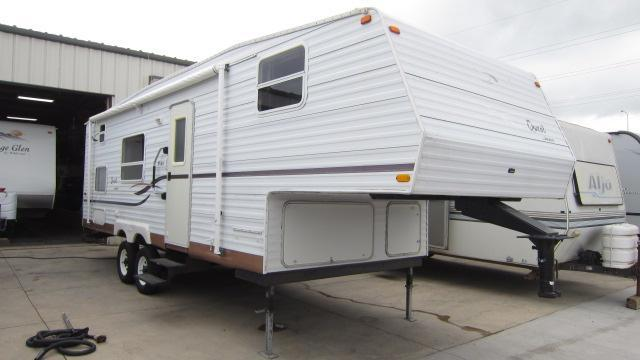 2002 Jayco 26 BH Fifth Wheel