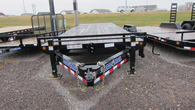 2018 Load Trail 102x26 Deck Over Tilt Flatbed Trailer