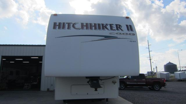 2000 Nu-Wa Hitchhiker II 28.5 RL Fifth Wheel Campers RV