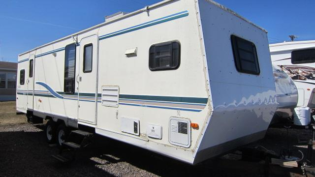 1998 Gulfstream Sea Hawk Travel Trailer