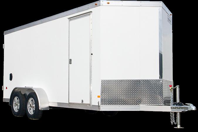 2018 Haulmark HAUV85X16WT3 Enclosed Cargo Trailer