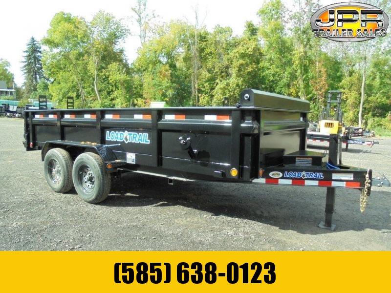 "2020 Load Trail 83""X16' 14K Dump Trailer"
