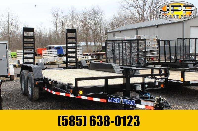 2020 Load Trail 7x16 Equipment Trailer