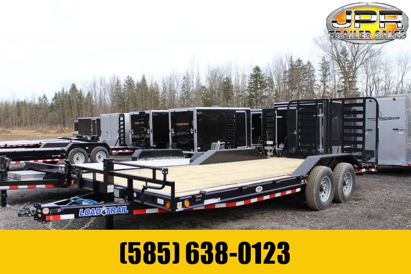 2020 Load Trail 8.5x 20 Equipment Trailer with Tractor Gate