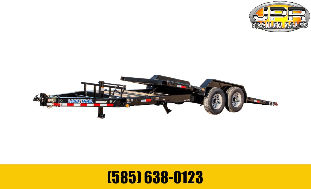 2020 Load Trail 7x22 Tilt-N-Go Equipment Trailer 14K