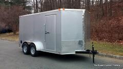 7 X 12 Enclosed Cargo Trailer