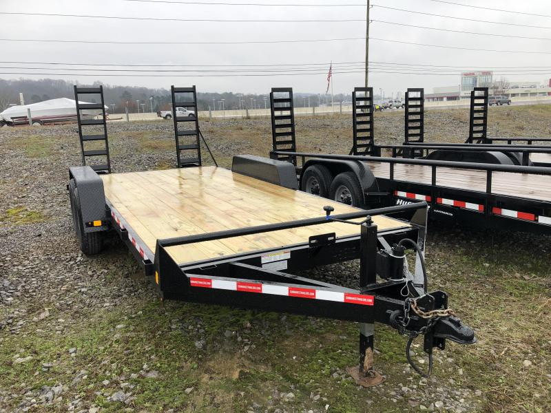 2019  (7 X 18) 120000# GVWR Currahee E718.12KD Equipment Trailer