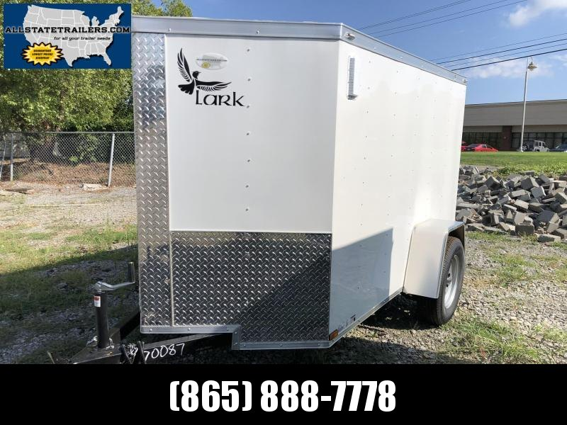 2019 Lark (5 x 8) VT508SA 2990# GVWR Enclosed Cargo Trailer