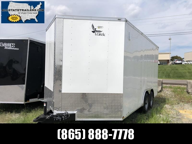 2020 Lark VT85X16TA Enclosed Cargo Trailer
