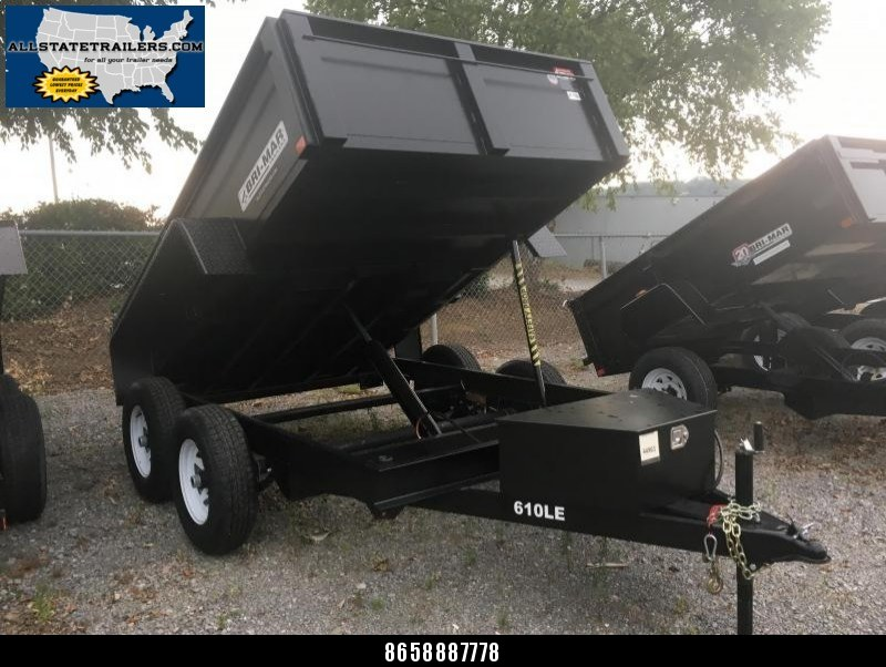 2017 Bri-Mar DT610LP-LE-10-A Dump Trailer