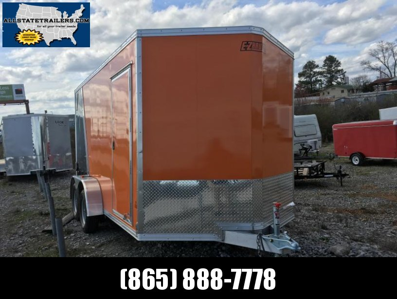 2016 EZ Hauler ( 7X14) EZEC7X14DL Enclosed Cargo Trailer