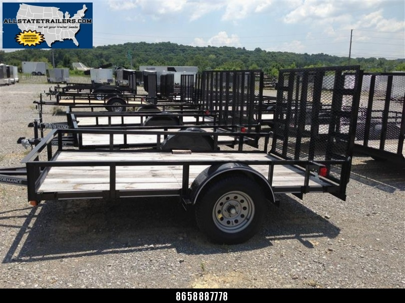 Clearance - 2013 Performance Trailers SA7710 Utility Trailer 6