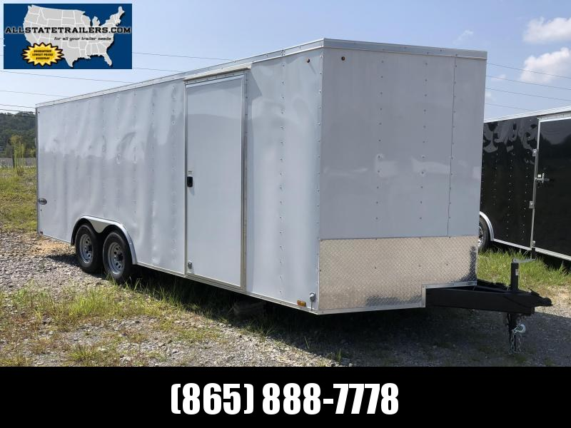 "2019 Look Trailers EWLC85X20TE3 (8'6"" X 20) Cargo / Enclosed Trailer"