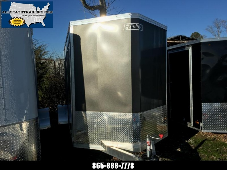 2016 E-Z Hauler 6 X 12 EZEC6X12DL Enclosed Cargo Trailer