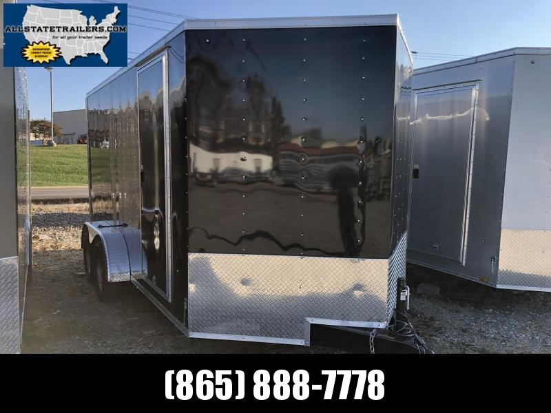 2019 Cargo Express (7 x 14) XLW7X14TE2 Enclosed Cargo Trailer