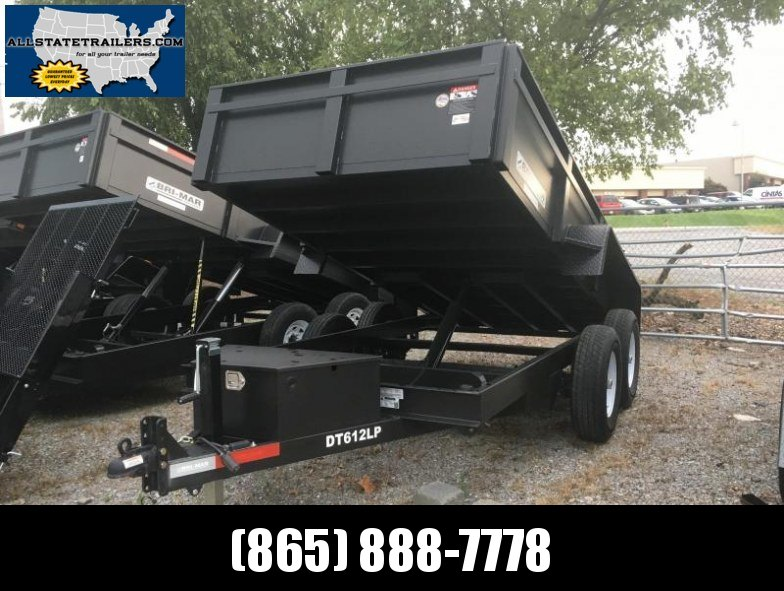 2016 Bri-Mar DT612LP-12-A 6 x 12 Dump Trailer