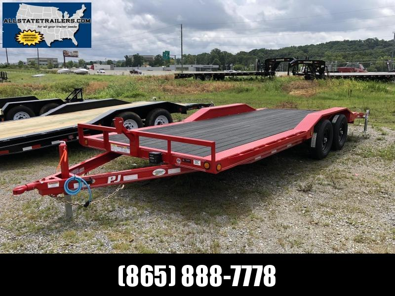 2020 PJ Trailers B5202 Car / Racing Trailer