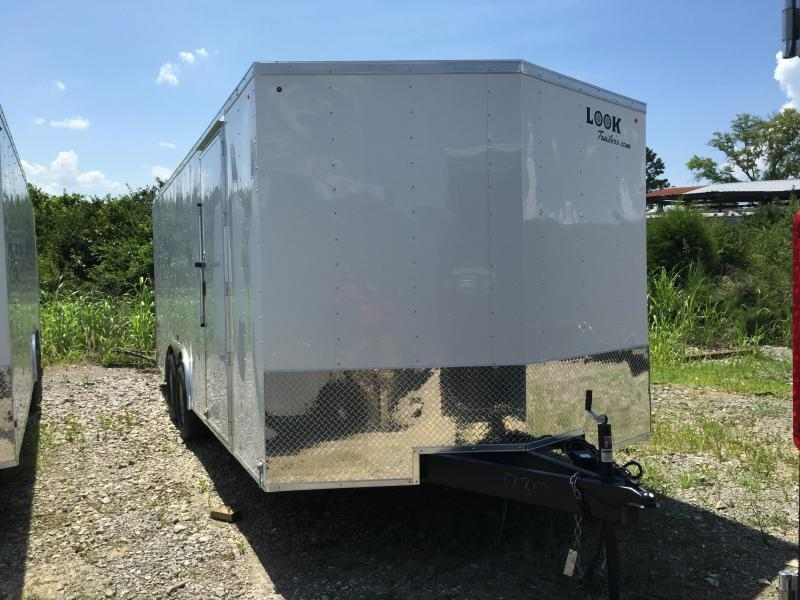 "2018 Look Trailers EWLC85X20TE3 (8'6"" X 20) Cargo / Enclosed Trailer"