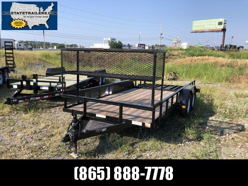 "2019 (6'4"" X 16) Currahee LD616 Utility Trailer"