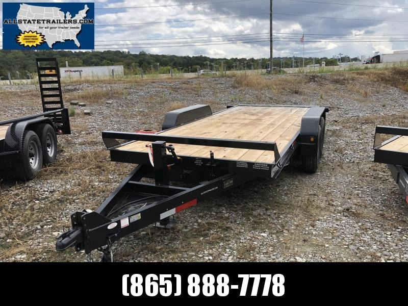 2018 Better Built ( 7 x 19 ) BH1922FB Equipment Trailer