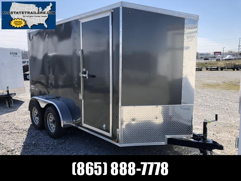 2020 Look Trailers EWLC6X12TE2SE Cargo / Enclosed Trailer