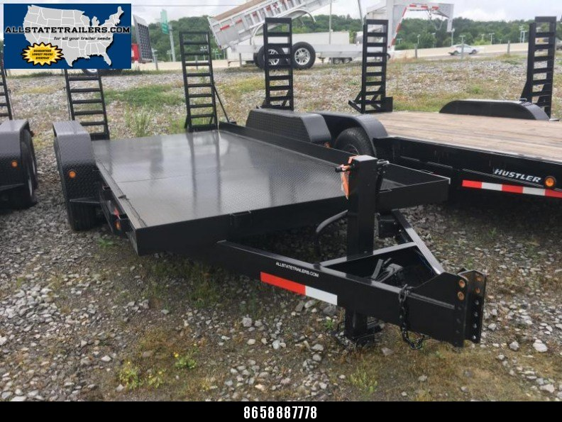 2017 Better Built BH1622FB Equipment Trailers 7 X 16
