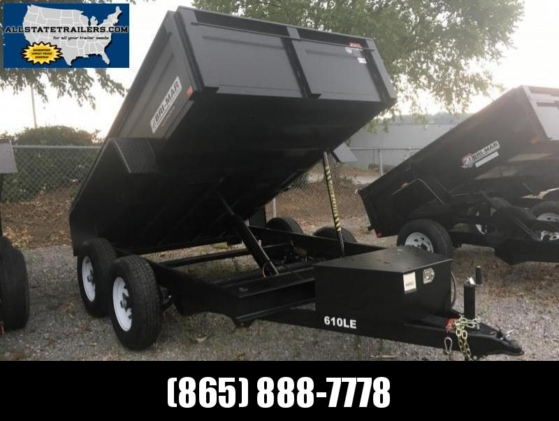 2018 Bri-Mar DT610LP-LE-10-A Dump Trailer