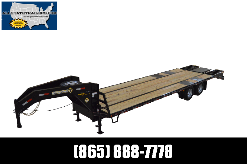 2017 Diamond T Trailers 10232DTF 8 x 32 10 Ton Flatbed Trailer