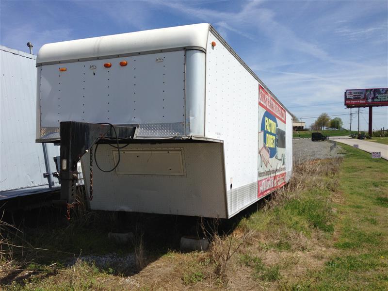 2014 Southwest GN85X38 Cargo / Enclosed Trailer