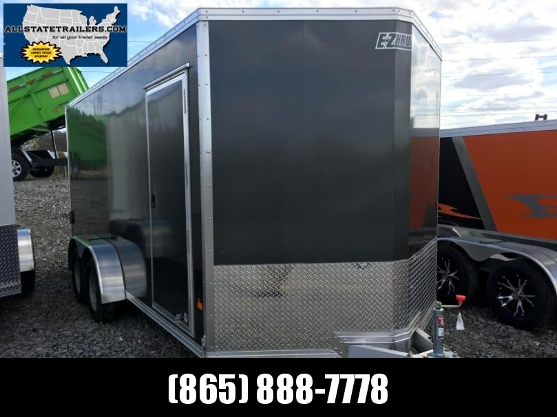2016 EZ Hauler EZEC7X16DL Enclosed Cargo Trailer