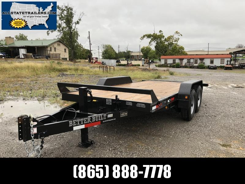 2018 Better Built ( 7 x 17 ) BH1722FB Equipment Trailer