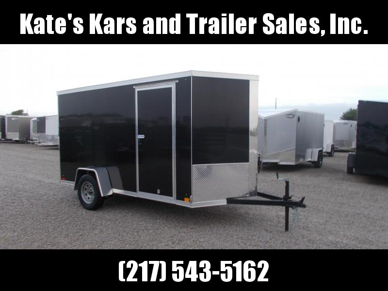 """2020 Cross Trailers 6X12 HD 16"""" ON Center Enclosed Cargo Trailer"""
