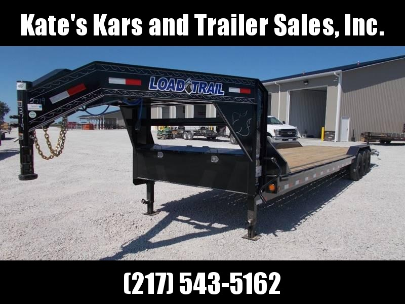 2020 Load Trail 102X34 21K Buggy Hauler Flatbed Trailer