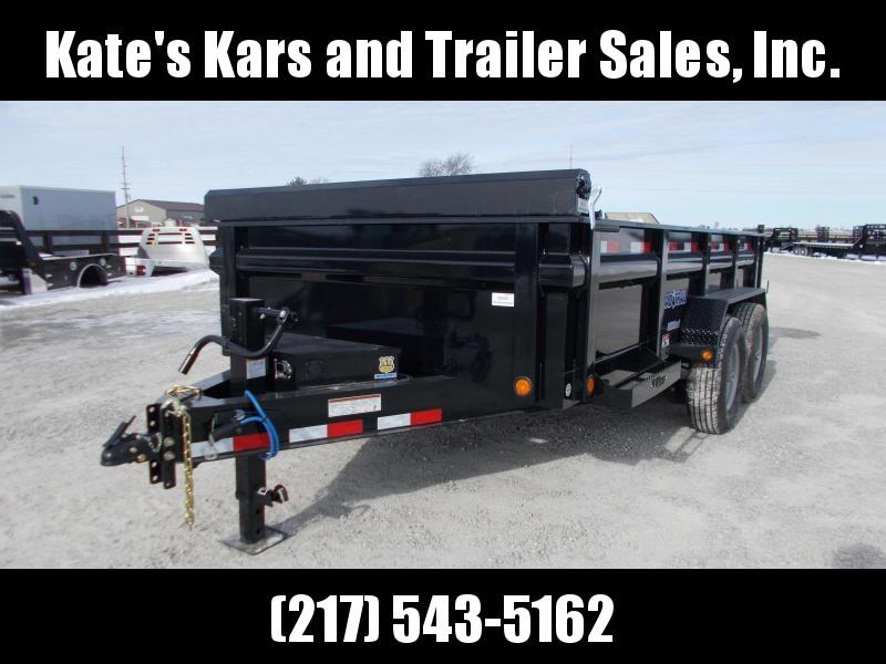 *NEW* Load Trail 83X14 Dump Trailer 14K lB Dump Trailer